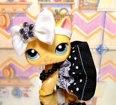 Littlest Pet Shop LPS Clothes Accessories 3 Piece Custom Outfit LPS NOT INCLUDED #Hasbro. Check out our Littlest Pet Shop custom made outfits on Ebay at collectioncornerstoreandmore. Would make a great Christmas present for any LPS lover!