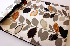 Kindle cases. I have made myself 2 of these but I love these material ideas & embroidery! PW again...