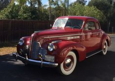 1940 Buick Special Business Coupe For Sale