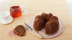Martha adapted this recipe from one in her first book, Entertaining. Spice Cake Recipes, Pound Cake Recipes, Dessert Recipes, Yummy Recipes, Fall Desserts, Delicious Desserts, Yummy Food, Bunt Cakes, Cupcake Cakes
