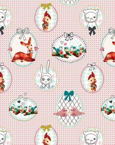 Sweet vignettes...all by margo slingerland