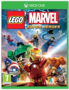 LEGO's are hot! LEGO Marvel Super Heroes – Xbox One | gamegearbuzz.com