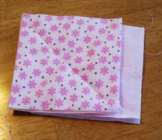How To Make a Baby Rag Quilt - Tutorial - Creations by Kara Yarn Projects, Quilting Projects, Sewing Projects, Quilting Ideas, Sewing Ideas, Flannel Rag Quilts, Baby Rag Quilts, Rag Quilt Instructions, Girls Rag Quilt