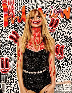 Fun Magazine Cover Doodle Art by Ana Strumpf & Hattie Stewart Fashion Magazine Cover, Cool Magazine, Magazine Art, Magazine Covers, Magazine Illustration, Photography Illustration, Photo Illustration, Illustration Editorial, Beauty Illustration