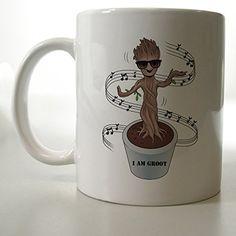 Dance Baby Groot Cute Mug Two Side 11 Oz Ceramic Mug http://www.amazon.com/dp/B00VFIFLIC/ref=cm_sw_r_pi_dp_qiFjvb0N4KQV6
