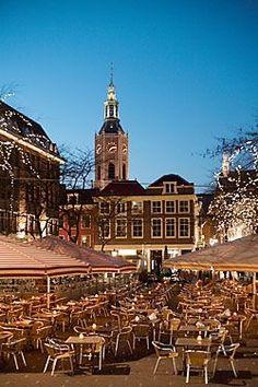 The Hague, Den Haag, Grote Markt