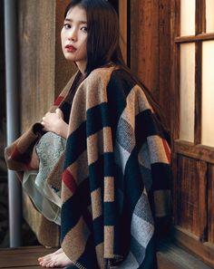 IU - Marie Claire Magazine December Issue '15