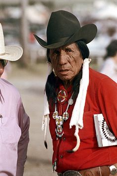 John Fire Lame Deer, Pine Ridge Indian Reservation, Oglala Sioux Sun Dance and Rodeo. Southwestern South Dakota, 1972. (V)