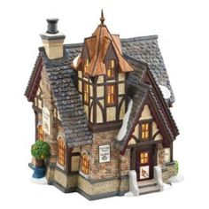 Department 56 - Dickens Village - The Partridge & Pear | Department 56 Villages, Free Shipping on Dept 56