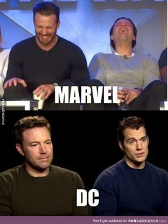 Main difference between Marvel and DC now