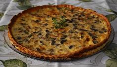 Pizza, Quiches, Breakfast, Food, Cheese Salad, Appetizers, Entree Recipes, Morning Coffee, Essen