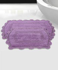 3222fa1b902914ca9d30ca00e9f24d45 lavender bath rug