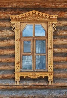 Russian window