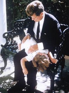 The President and John Jr. Look Magazine, December 3, 1963 ♡❀♡✿♡❁♡✾♡✽♡❃♡❀♡ http://en.wikipedia.org/wiki/John_F._Kennedy,_Jr.  http://en.wikipedia.org/wiki/John_F._Kennedy