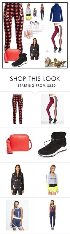 """Activewear Fashion!!"" by stylediva20 on Polyvore featuring Fendi, No Ka'Oi, Anya Hindmarch, Opening Ceremony, Ultracor, Monreal, Sweaty Betty, Lucas Hugh and LNDR"