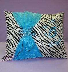 Fuchsia Sweet 16 Pillows