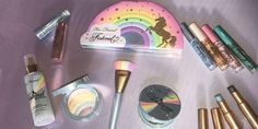 Too Faced Is Launching an Entire Collection of Unicorn Makeup Products - Cosmopolitan.com