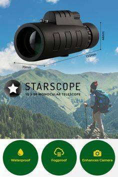 #monocular #telescope #hunting #hiking Apocalypse Survival, Telescope, Hunting, Fighter Jets