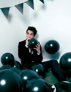 Brendon Urie; Photography by Robiee Ziegler