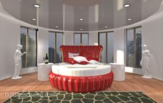 cool rooms on pinterest bedrooms circles and beds