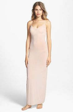 Yummie by Heather Thomson 'Rosario' Maxi Slip available at #Nordstrom