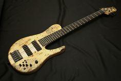 Fodera Imperial 5strings Bass Matt Garrison Signature model