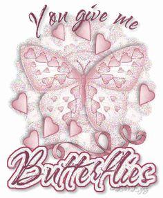 butterflies - .