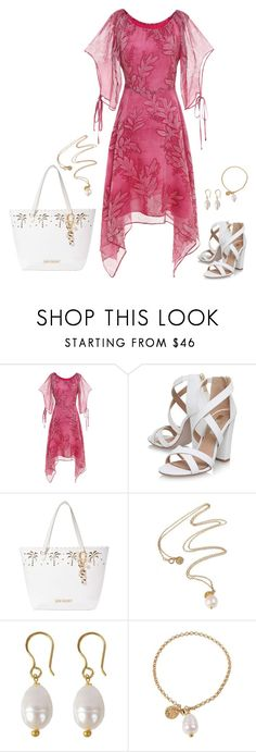 """""""Sunday Brunch"""" by alara-cary ❤ liked on Polyvore featuring Miss KG and Betsey Johnson"""