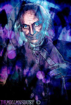 The First Doctor by Deadmans-Dust.deviantart.com on @deviantART