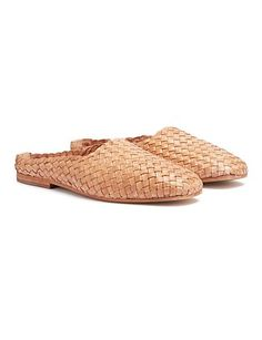 New In | Buy Latest Women's Clothing & Shoes | David Jones David Jones, Vegetable Tanned Leather, Cow Leather, Women's Clothing, Slip On, Flats, Clothes For Women, Heels, Summer