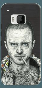 DailyObjects Jesse Pinkman Inked Case For HTC One M9