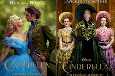 Movies to watch in 2015 Lily James, Kenneth Branagh, Popular Fairy Tales, Cate Blanchett, Cinderella 2015, Disney S, Disney Movies, Film Base, Music Tv