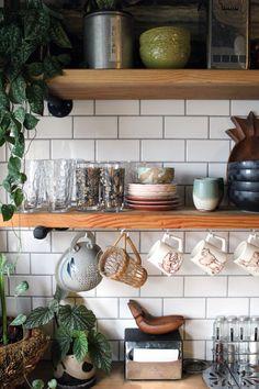 Best Of Red Backsplash Tile Custom Shelves Bull Healing