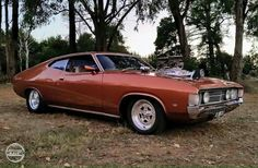 Australian Muscle Cars, Aussie Muscle Cars, American Muscle Cars, Old Classic Cars, Ford Fairlane, Ford Falcon, Modified Cars, Ford Gt, Car Photos