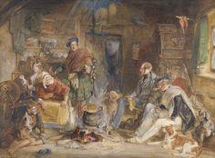 John Frederick Lewis - Highland Hospitality