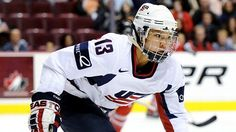 #TitleIX has helped pave the way for new sports for women - ice hockey, anyone? - and athletes like Julie Chu.