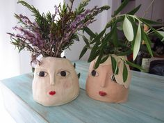 Mountain vases / marta claret