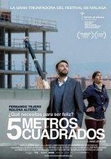5 metros cuadrados.  Dirigida por Max Lemcke. España, 2011. Encuentra esta película en la Mediateca: DVD-Lemcke-CIN
