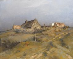 Jean-Charles Cazin (French, 1841 - 1901)