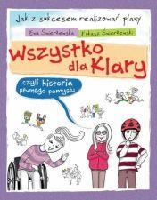 Wszystko dla Klary, czyli historia pewnego pomysłu - Ryms - kwartalnik o książkach dla dzieci i młodzieży