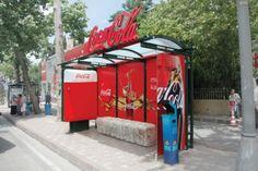 Parada de @Cocacola