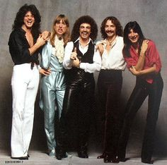 Journey. Their music was the soundtrack to my life in the early eighties.