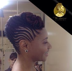 Strange 1000 Images About Natural Hair On Pinterest Cornrows Cornrow Hairstyle Inspiration Daily Dogsangcom