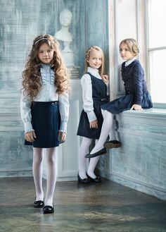 Preferably the jumpsuit in the back. With White tights or White knee highs Preferably the jumpsuit in the back. With White tights or White knee highs Source by psbcreativearts. Choir Uniforms, Kids Uniforms, School Uniform Fashion, School Uniform Girls, Cute School Uniforms, Tween Fashion, Little Girl Fashion, School Dresses, Girls Dresses
