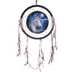 Mystical Unicorn 34cm Dreamcatcher - Decorative Mystical Unicorn 34cm Dreamcatcher.