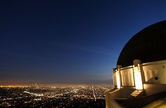 Los Angeles: Griffith Observatory & Planetarium