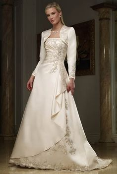 Muslim Wedding Dresses | ... loose modern islamic wedding dress indonesian styled wedding dress