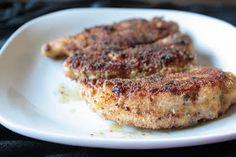 Momma Hen's Kitchen: Crunchy Garlic Chicken