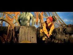 Piet Piraat en het Vliegende Schip (volledige film)
