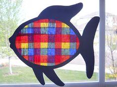 Mrs. T's First Grade Class: Rainbow Fish